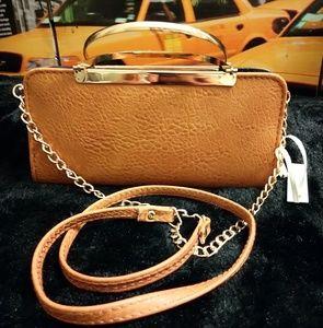 Wallet size handbag/satchel